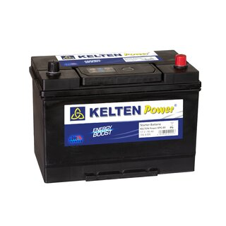 KELTEN Power® ENERGY BOOST KPY311 Starterbatterie 12V  80AH 720A ENERGY BOOST KPY311